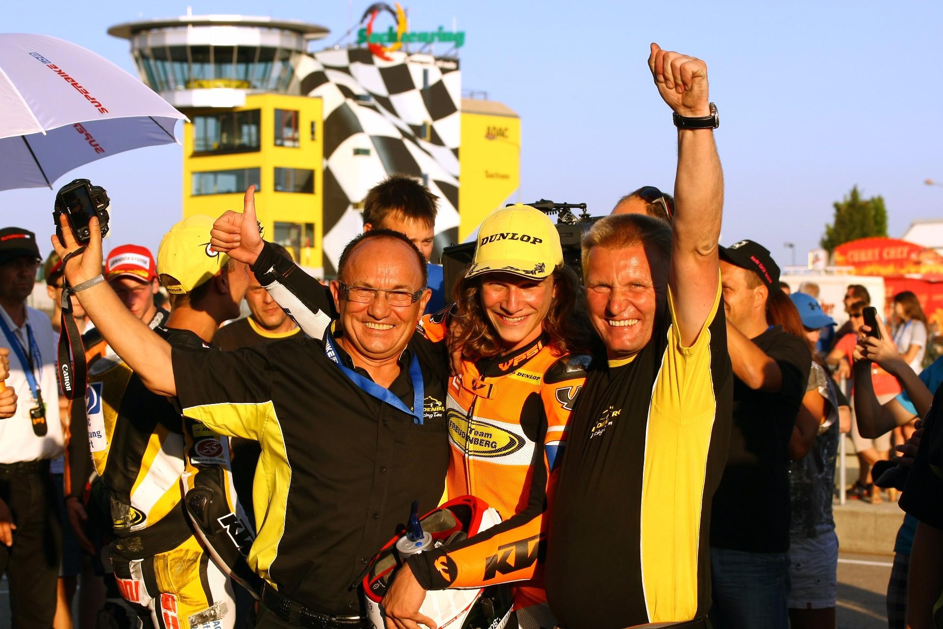 Auf ein Neues –  Karel Hanika zurück auf Freudenberg KTM!